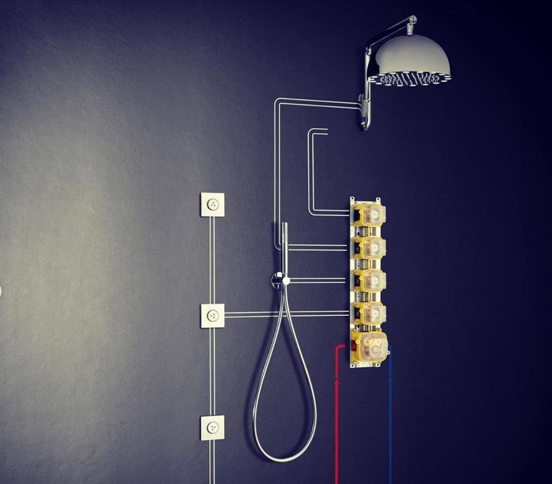 Mécanisme, innovation, ondyna, installation